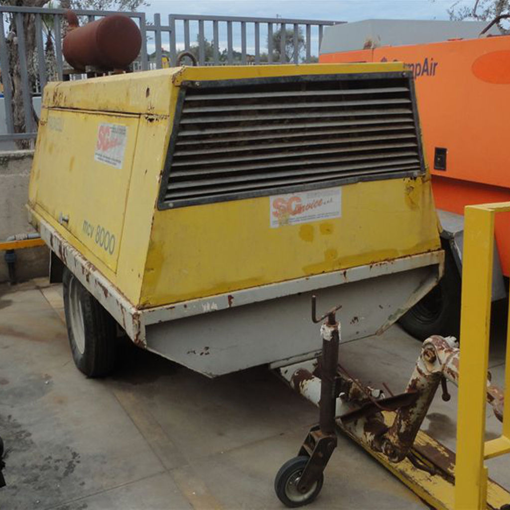 MOTOCOMPRESSORE RADAELLI  MCV8000