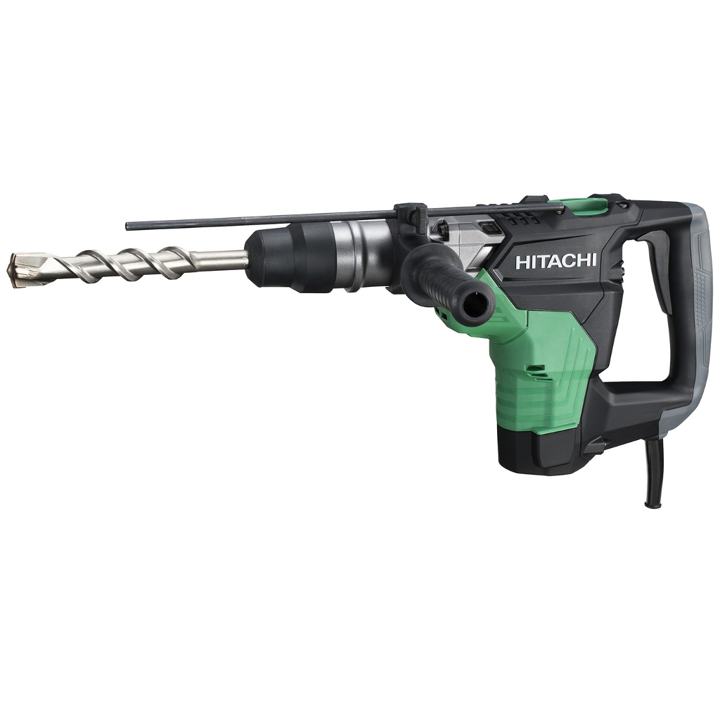 DH40MC - MARTELLO PERFORATORE DEMOL. HITACHI DH40MC 110W. 10,5J. SDS-MAX + VALIGIA 7,1KG.