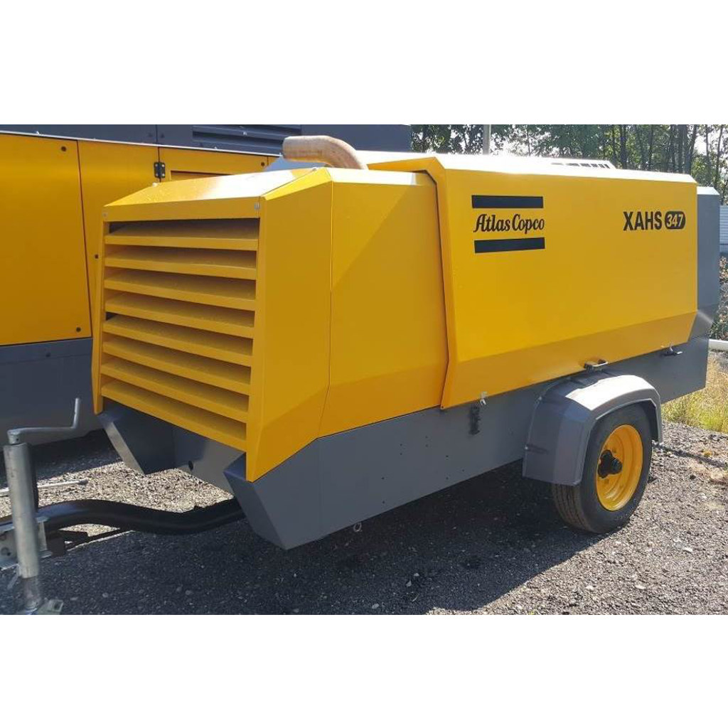 XAHS347CD - MOTOCOMPRESSORE ATLAS COPCO XAHS347CD 12BAR